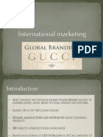 PPT on Gucci branding strategy