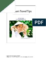 Vietnam Travel Tips - Ebooks