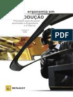 GE75-026R - Ergonomia Em Produção - Versão Português