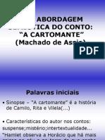 Abordagem Semiórica Cartomante de Machado de Assis