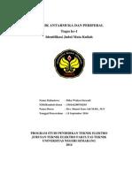 Tugas Teknik Antarmuka Dan Periferal 1