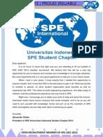 R.muhammad Fathi-Oprec MEMBER Booklet SPE UISC 2014