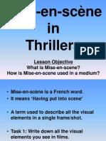 L4. Mise-En-scène in Thrillers