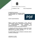2008 Oficio Assor -SEPLAG(Damiana) Devol. Proces. RD's