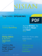 The Tunisian English Teaching Forum_issue3