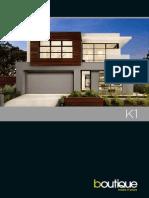 Boutique Homes K1 Perm Brochure