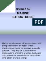 Marine Structures