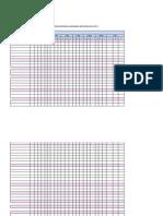 Formato de Matricula Inicial Escolar 2014-2015