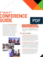 360i Summit 2014 Post-Conference Guide