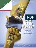 WPRI Tax Policy Study 2014