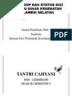 TANTRI CAHYANI (1303000109)