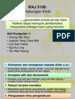 Kumpulan 1 Prinsip-prinsip Islam Hadhari