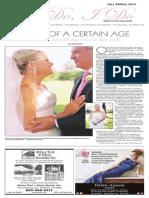 I Do, I Do - Fall Bridal 2014 - North/South Edition
