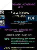 Rcp Neo 3- Pasos Iniciales