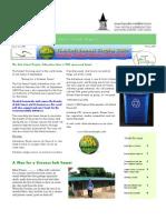 THA Green News Letter June 09