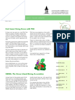 THA Green News Letter May 091