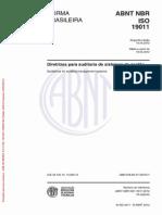 ISO 19011 2012 - Comentada ECS