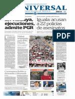 GradoCeroPress Mier 01 Oct 2014 Portadas Principales Medios Nacionales