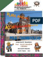 Plan Anual de Acompañamiento.2014
