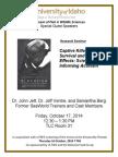 Blackfish Seminar & Screening
