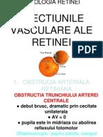 Afectiunile Vasculare Ale Retinei