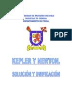 KEPLER Y NEWTON. SOLUCIÓN Y UNIFICACIÓN.pdf