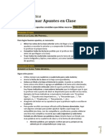 Guia Practica Para Tomar Apuntes en Clase