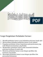 Produksi Non Steril