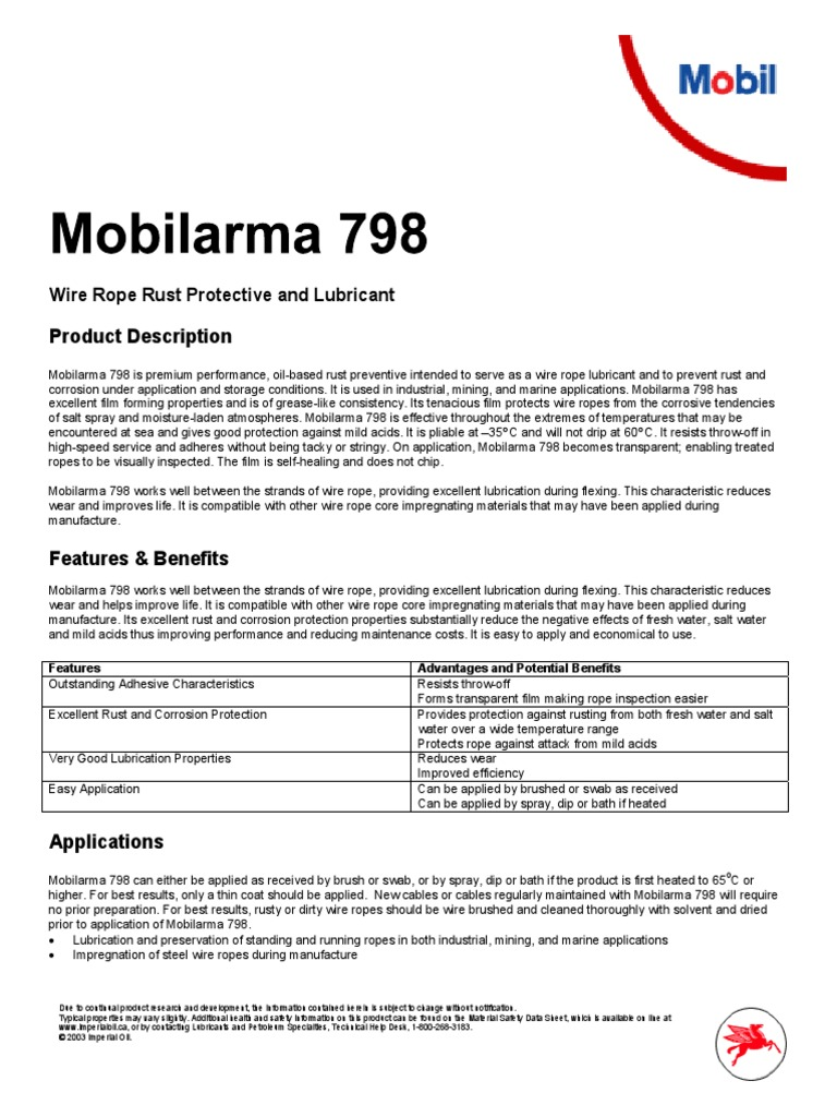 Wire Rope Lubricant Msds - WIRE Center •