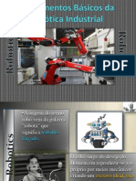 Fundamentos Básicos Da Robótica Indústrial