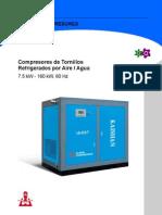 Catálogo LG Compressor ISO 60Hz
