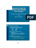 Architecture Reseau Securisee