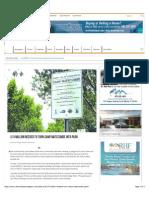 $15 million needed to turn Camp Matecumbe into Park; Pinecrest Tribune; 26Sept2014.
