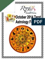October Astro Forecast 2014