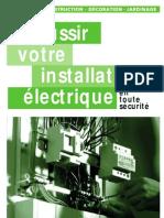 L'installation Électrique En Toute Sécurité