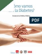 Reporte Como Vamos Con La Diabetes-2014