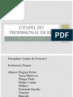 O Papel do Profissional de RH.pptx