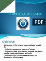 Power & Leadership