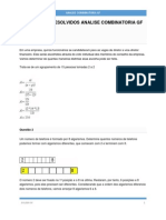 Exercicios Resolvidos Analise Combinatoria Gf2