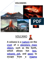 introduction to volcano