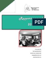 Regroupement Bénévole de Montcalm Rapport annuel 2013-2014