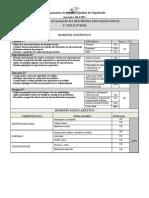 Critérios de Avaliação de Educação Visual 7ºano (2014/15)