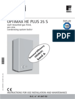 Optimax HE Plus 25S