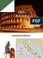 Arte Romano Clase