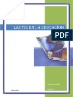 TICS EN LA EDUCACION 1.docx