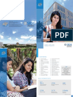 SRM University Informations