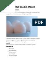 El huevo en agua salada.docx