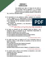 Unidad I (Ejercicios) 2015-1