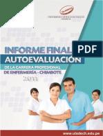 Informe Final Carrera Profesional de Enfermeria 2011 - Chimbote