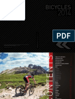 KROSS 2014 Bicycle Catalogue